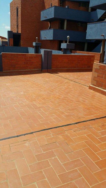 Juntas dilatación terraza