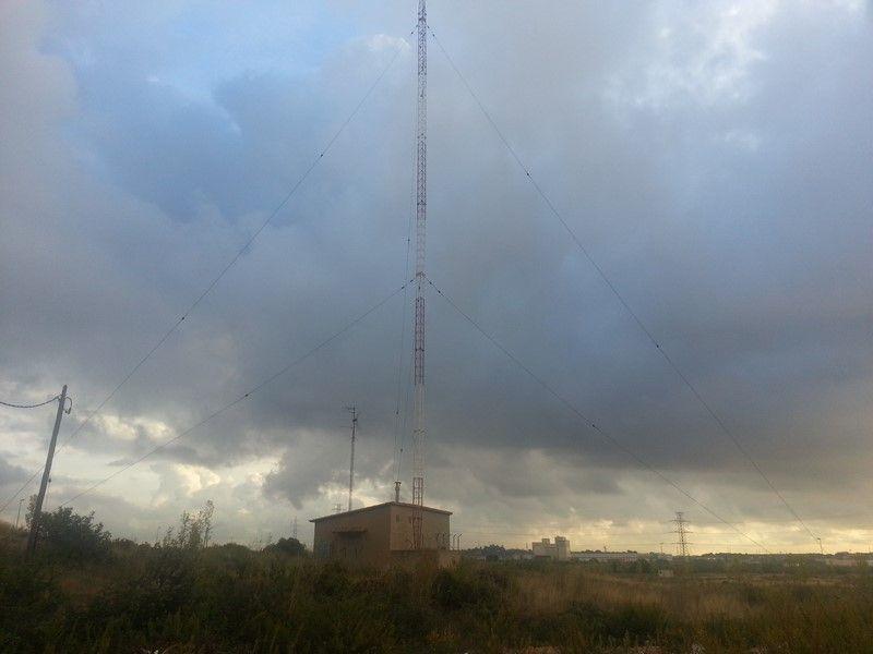 Reformas en la Canonja - Reparación antena